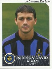 NELSON DAVID VIVAS ARGENTINA INTER RARE UPDATE STICKER CALCIATORI 2003 PANINI