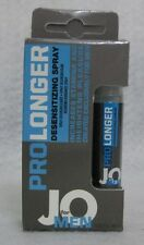 Jo For Men Prolonger Desensitize Spray 2ml Enhance Excite Stamina Penis Erection