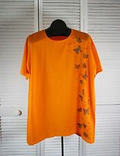 Special  T-Shirts - Flame Orange 2X  by Blue Fish Red Moon Clothing