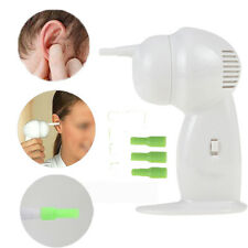 New Electric Ear Vacuum Cleaner Wax Dirt Fluid Remover Health Products