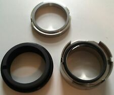DESMI Mechanical Seal 3314-050HA2MC x4 & Gaskets 0030-155CA904, 0031-200AA904