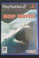 Deep water - PS2 - Playstation 2