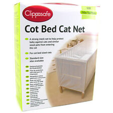 Clippasafe Cot Bed Cat Net