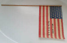 GAR ~ SPRINGVAL MAINE WILLARD POST NO.70 PARADE FLAG