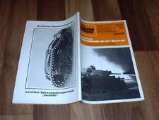 LANDSER  1743 -- PANZERSCHLACHT AN DER BYSTRAJA / Kampf im Vorfeld Stalingrad