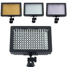 Professional Universal 160 LED Video Light Lamp for Canon Nikon SLR Camera DC DV