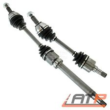 2x DRIVESHAFT FRONT LEFT LH + RIGHT RH DRIVE SHAFT FORD FOCUS MK 1 1.8+2.0 98-04