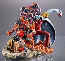 ACE DEATH Exclusive Collector's Bonus Diorama ONE PIECE - ULTRA RARE