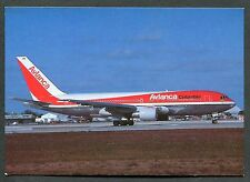 Dated 1990 - Aviana Colombia Boeing 767-259ER  at Miami Airport