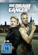 2 DVDs * DIE DRAUFGÄNGER - STAFFEL 1 # NEU OVP §
