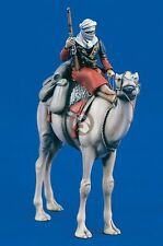 Verlinden 1/35 Bedouin Warrior with Rifle Mounted on Camel [Resin Figure] 1728