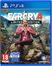 Far Cry 4 ~ PS4 (en gran condición)