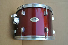 "ADD this PEARL FORUM SERIES 12"" RACK TOM in RED WINE to YOUR DRUM SET! LOT #V697"