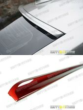 05-09 Chrysler 300 300c sedan 4D PAINTED SK DESIGN REAR ROOF SPOILER WING