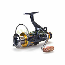 10+1 BB Spinning Fishing Surf Reel Carp Rear Drag Switch Lever Sea FDDL SW6000