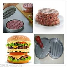 Hamburger Barbecue Meat Press Mould Patty Maker Machine Pounder Kitchen Tools