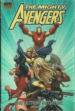 **THE MIGHTY AVENGERS: THE ULTON INITIATIVE HARDCOVER**(2007 MARVEL)**NEW SEALED
