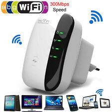 Wireless 802.11N 300Mbps Ripetitore Wifi Rete AP Router Raggio Espansione