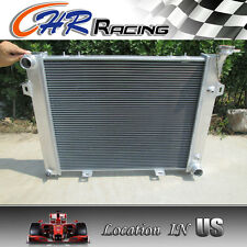 Aluminum Radiator for Jeep Grand Cherokee 5.2L 5.9L V8 1993-1998 2 rows 40mm