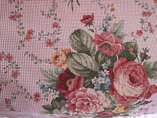 """Waverly French Country    """"Harbor House Garden""""    /Home Decor Upholstery $300"""