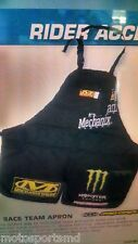 Pro Circuit Monster Energy Mechanic Race Team Shop Tool Apron 28-44 55121