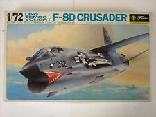Fujimi Ling Temco Vought F-8D Crusader 1:72 Scale Model Kit #7A13