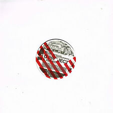 "Q PROJECT Ask Not / Times Up 12"" Vinyl C.I.A RECORDS UK CIA021 A2/B2 Drum'N'Bass"