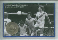 Crystal Palace The Eagles Jim Cannon Legend Vintage Retro Coin Fan Gift Set 1972