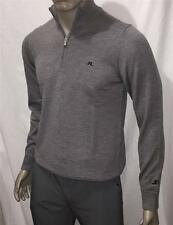 (JL-9363HZ) 2015 M J Lindeberg M Kian Tour Merino Sweater Cover-Up $165