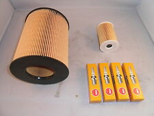 Mercedes A Class A210 2.1 Petrol Service Kit Oil + Air Filter Spark Plugs 02-On