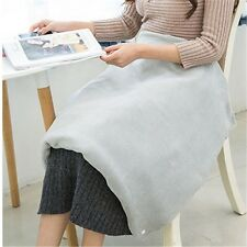 Multifunction USB Soft Heated Shawl Winter Electric Warming Heating Blanket Pad