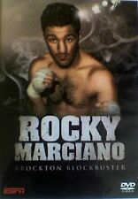 ROCKY MARCIANO BROCKTON BLOCKBUSTER DVD NEW VINTAGE BOXING FIGHTS