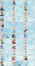 90 FROZEN ELSA ANA  Personalised Name Stickers,Labels,Tags