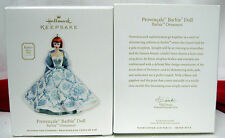HALLMARK ORNAMENT PROVENCALE BARBIE DOLL BARBIE ORNAMENT NIB 2012