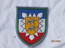 Bw-Verbandsabz. Heimatschutzbrigade 51 , Eutin
