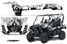 AMR Racing Kawasaki Teryx 800 4 Door Graphic Decal Kit UTV Part 13-15 REAPER WHT