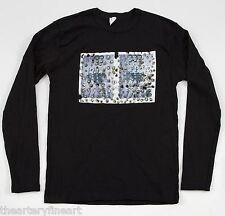 DOUGLAS GORDON 'Self-Portrait... (Elvis)', 2007 Exhibition L/S T-Shirt L **NEW**