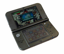 Nintendo New 3DS XL Black Handheld System Plays All USA Games