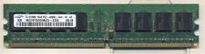 Samsung 512 MB ddr2 533 pc2 4200 módulo RAM