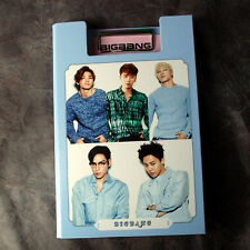 K-POP BIGBANG BIG BANG Photo Clipband File & Monthly Planner Memo 12sheets Set