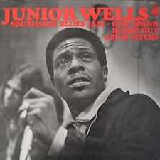 Junior Wells - Southside Blues Jam LP REISSUE NEW DELMARK w/ Buddy Guy