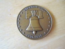 Liberty Bell United States of America Bicentennial 1776-1976, Bronze Medal
