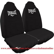 EVERLAST THROW OVER,SEAT COVER FIT ALL BUCKET SEAT,TOYOTA,HOLDEN,HONDA