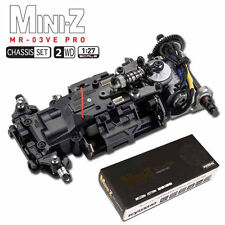 Kyosho 32880B MINI-Z 2WD MR-03VE PRO GP Limited Chassis Set MHS ASF 2.4GHZ