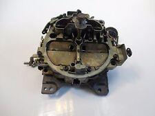 0983058 983058 4 BBL Chevy 3.8L V6 Carburetor 1984 OMC Stringer 3.8L Eng 6 Cyl