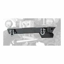 Warn Rock Crawler Stubby Front Bumper No Grille Guard 97-06 Jeep Wrangler TJ