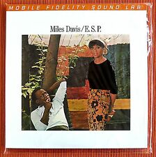 MILES DAVIS -  E.S.P.  180g 2LP 45rpm  MFSL Numbered Limited Edition SEALED
