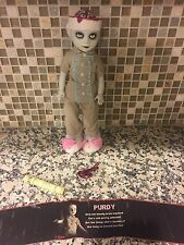 Living Dead Dolls Purdy Series 9 Loose No Coffin