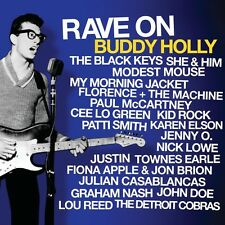 Rave On Buddy Holly (2011, CD NEUF)
