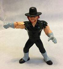 THE UNDERTAKER ~ VINTAGE WWF HASBRO WRESTLING ACTION FIGURE ~ WWE